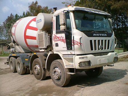 Astra betoniera