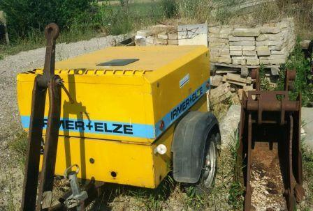 Used Vehicles - TIPPERS Compressore irmer   elze